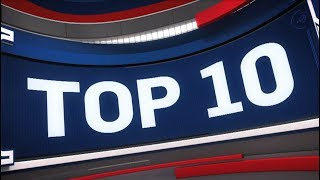 top 10 plays of the night november 29 2017