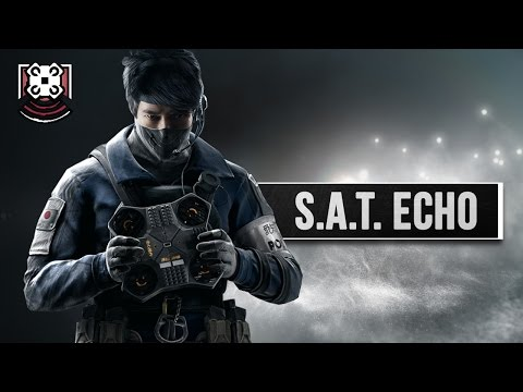 Rainbow Six Siege - Echo Operator Guide | deutsch