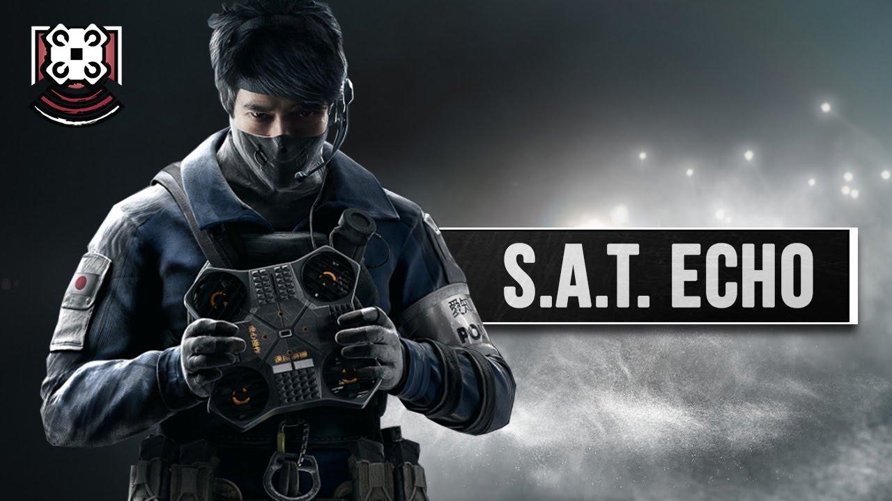 Echo Rainbow Six Siege Review Steemit