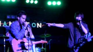 Digitour 2011 - Dave Days - 7 Things (Miley Cyrus Parody) LIVE - Chameleon Club, Lancaster PA