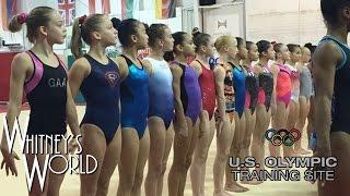 Whitney Bjerken at the Ranch | National Team Training Center