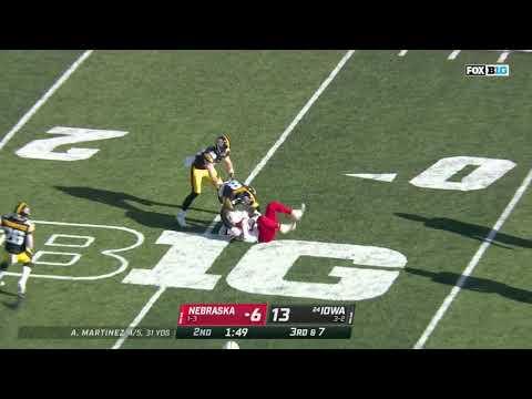 Nebraska Offense vs