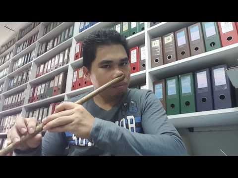 Cordillera Hymn -Nose Flute