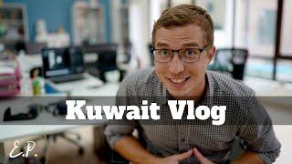 TRAVEL VLOG | Kuwait #11 -  New Job, New Office