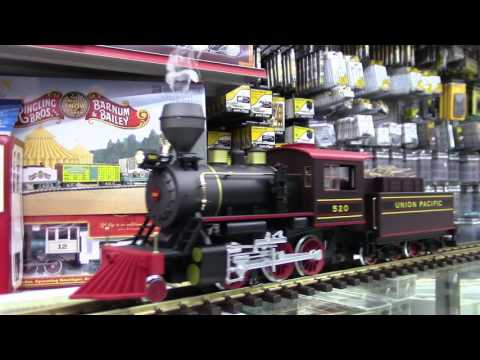 Piko #38222 Steam Locomotive with Tender 'Mogul' Union Pacific (Digital with Sound and Smoke)