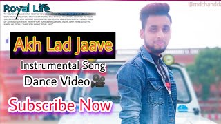 Akh Lad Jaave Dance Video | Loveratri | mdchanddance Choreography |Hip hop|
