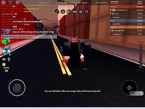 roblox jailbreak atv glitch