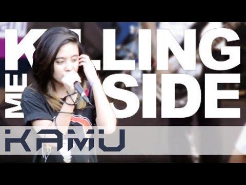 [HD] killing me inside - kamu (voc. Vira Razak) with Lyrics