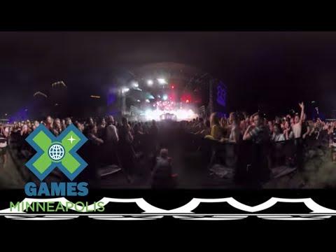 Virtual Reality: Music Highlights | X Games Minneapolis 2017