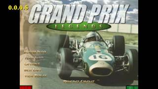 ► GRAND PRIX LEGENDS | Pre-Alpha 0.0.0.5 Gameplay!