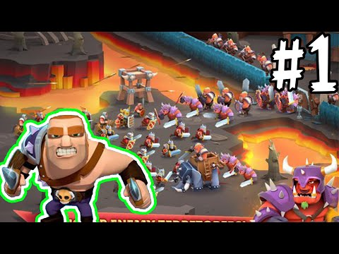 ⚔️ Game of Warriors -  Map Conquer #1 iOS/Android gameplay