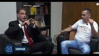 U Centar - Kako narod da sruši Vučića (Burna rasprava) Jovan Džon Bosnić i Nemanja Petrović thumbnail