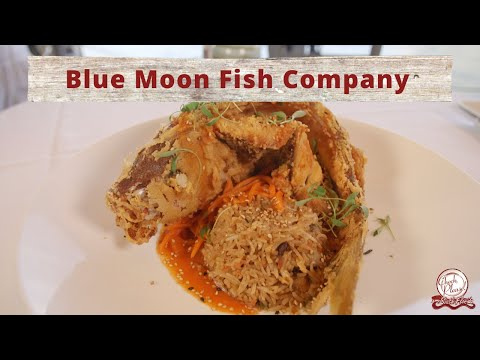 Blue Moon Fish Company | Check, Please! South Florida