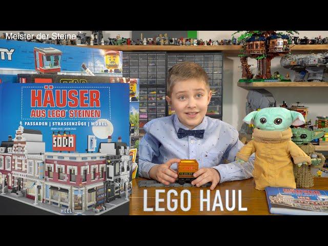 LEGO HAUL, Meister der Steine