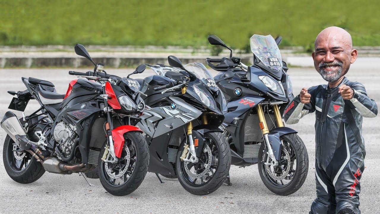 Quick Look Bmw Motorrad S1000rr S1000r And S1000xr Rm82k Rm101k
