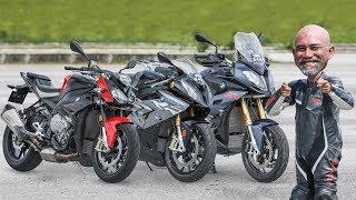 QUICK LOOK: BMW Motorrad S1000RR, S1000R and S1000XR - RM82k-RM101k