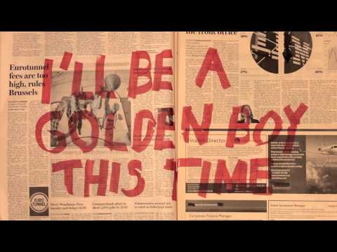 Gin Ga - Golden Boy (Official Lyric Video)