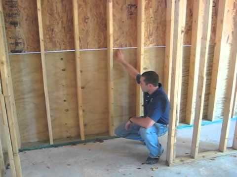 Eco-friendly Pest Preventative:Treated Plywood Sheathing - YouTube