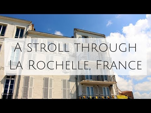 Facebook Live: La Rochelle in the Charente-Maritime, France
