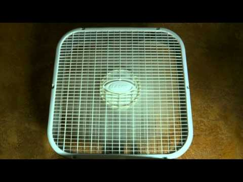 "The Sounds of a Box Fan 8hrs ""Sleep Sounds"" ASMR"