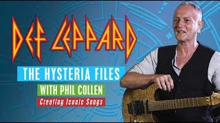 DEF LEPPARD - The Hysteria Files with Phil Collen (1 of 6)