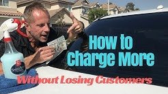 Auto Detailing Business: Why you need to be charging more