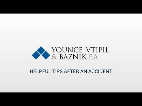 What are the Common Mistakes Made after an Accident?