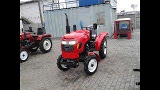 Купить мини-трактор Xingtai-220 (Синтай-220) 3-х цилиндровый minitrak.com.ua(, 2017-11-30T14:01:46.000Z)