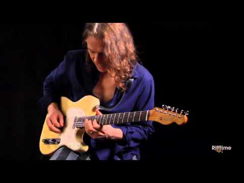 Robben Ford Guitar Lesson - Diminished Scale Blues - TrueFire