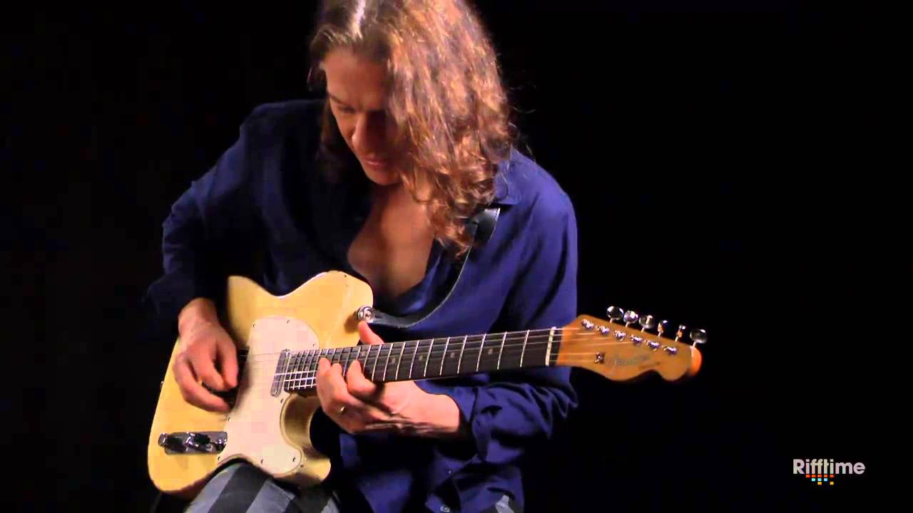 Robben Ford Guitar Lesson Diminished Scale Blues
