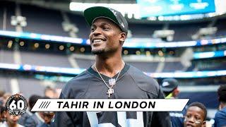 Tahir Whitehead Visits New Tottenham Hotspur Stadium Ahead Of 2019 London Games | Raiders