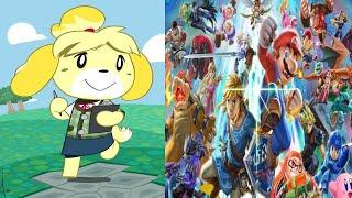 Happy Theme Designer - Isabelle Main Theme & Super Smash Bros Ultimate | RaveDJ