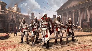 Все литералы Assassin's Creed от BBLOG! (HD)