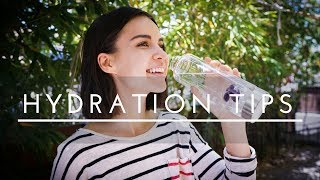 Tips for Staying Hydrated This Summer | Ingrid Nilsen