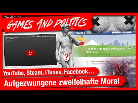 G'n'P #54 - Aufgezwungene Zweifelhafte Moral - YouTube, Steam, ITunes, Facebook…