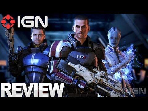 Mass Effect 3 - Video Review