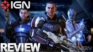 Mass Effect 3 - Video Review