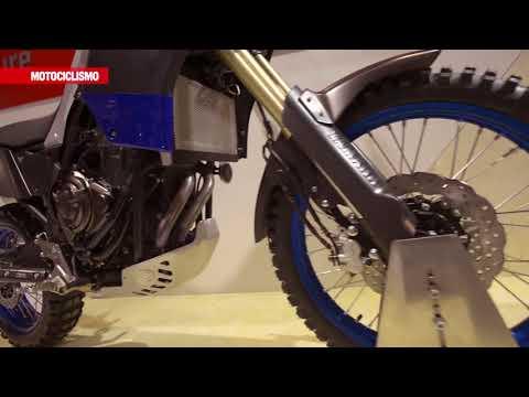 EICMA  - Prototipo Yamaha Ténéré  world Raid