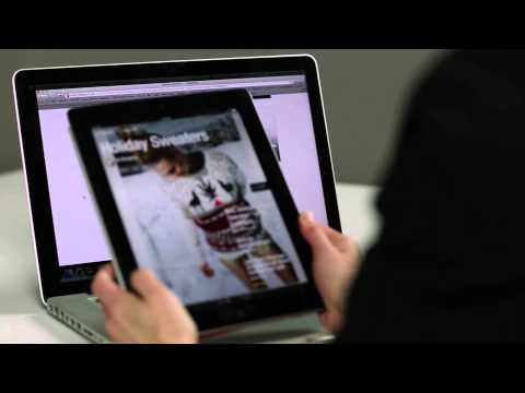 Shopping on Flipboard: Making Catalogs