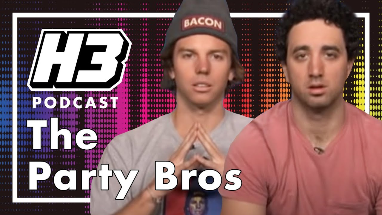 Chad Goes Deep (The Party Bros) - H3 Podcast #204