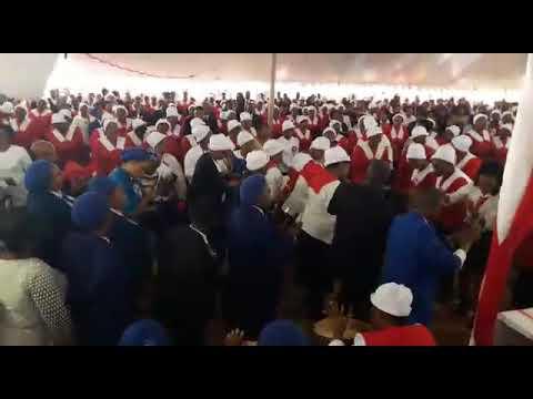 Mafikeng Circuit Methodist Church @ Stadt 2 2018 Easter Service ...