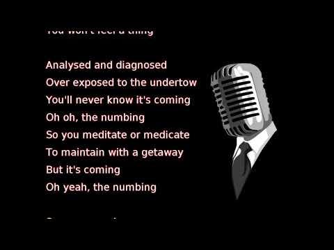 10 Years - Novacaine (lyrics)
