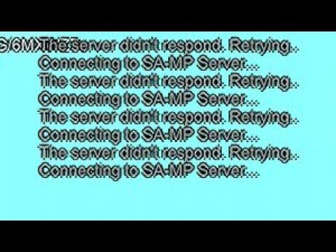Como Tirar O Bug  The Server Didn't Respond Do Seu BMRP