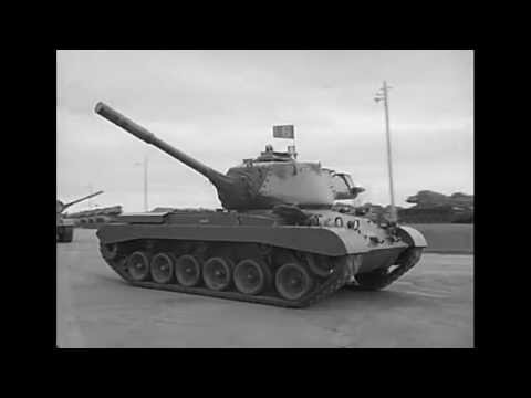 Inside the Tanks: The M47 Patton - World of Tanks