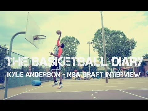 NBA Draftee Kyle Anderson of UCLA Talks Draft Process, World Cup, Next Garden State Baller