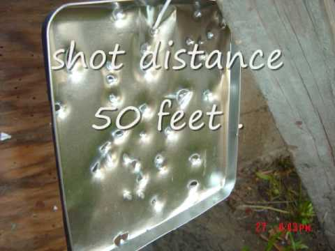 How to shoot a steel bb out of a pellet gun. - YouTube