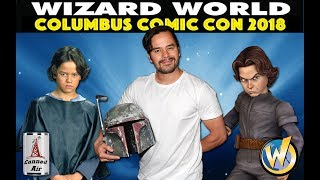 Wizard World Columbus 2018 - Interview w/ Daniel Logan