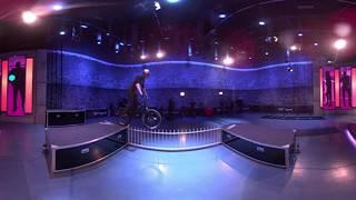 Danny MacAskill's insane bike tricks in 360° VR thumbnail