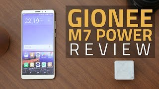 Gionee M7 Power Review | Performance, Specifications, Price in India, and More