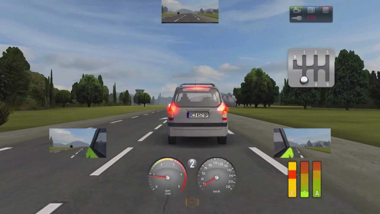 online car driving simulator 3d